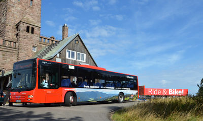Freizeitbusse zur Hornisgrinde