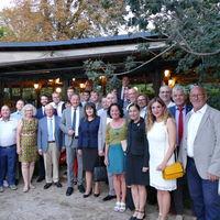 Unter Leitung von Landrat Frank Scherer war eine Delegation bestehend aus Kreisräten und Unternehmensvertretern vom 1. bis 3. September zu Besuch in der Partnerregion Vidin in Bulgarien.
